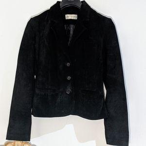 MARGARET GODFREY Suede jacket